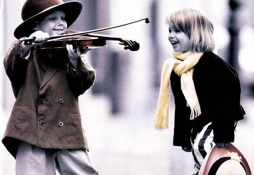 Дети на фото Кима Андерсона