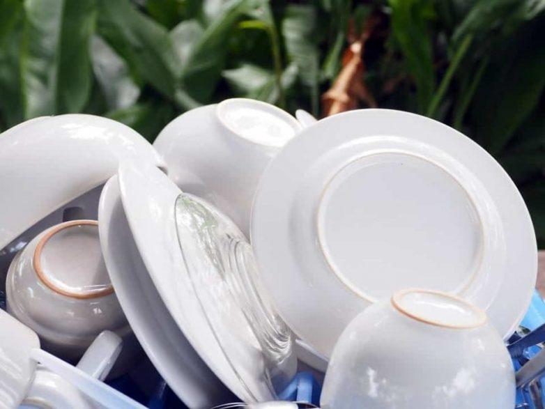 Мытье посуды снижает уровень стресса интересное,мытье посуды,стресс