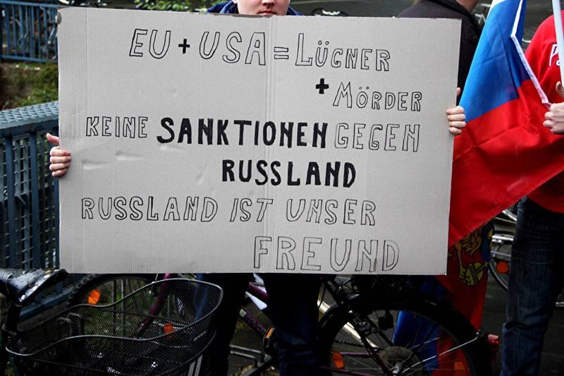 Немецкие СМИ: проблема Крыма решается «адекватной компенсацией»