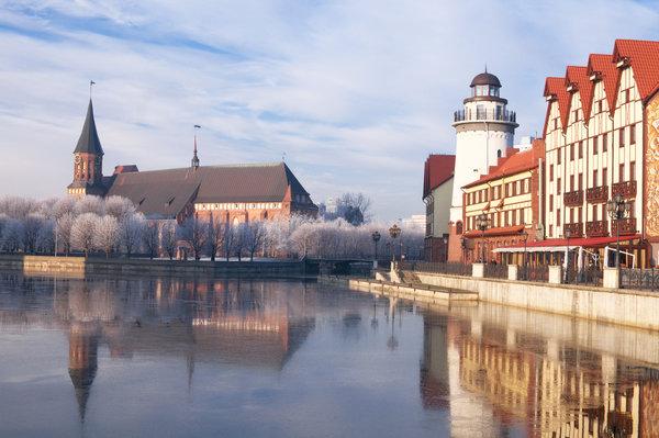 В Литве предложили пересмотреть статус Калининграда, так как он представляет опасность для Европы