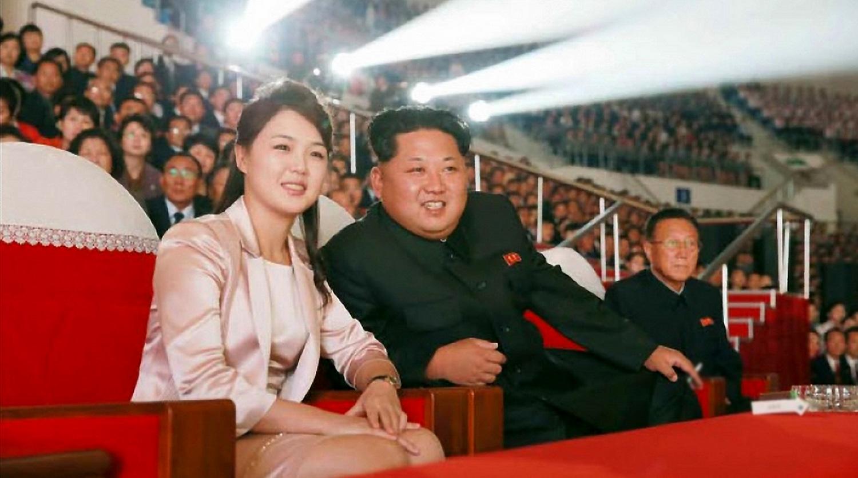 Южнокорейское СМИ сообщает о возможной казни супруги Ким Чен Ына КНДР,общество,слухи