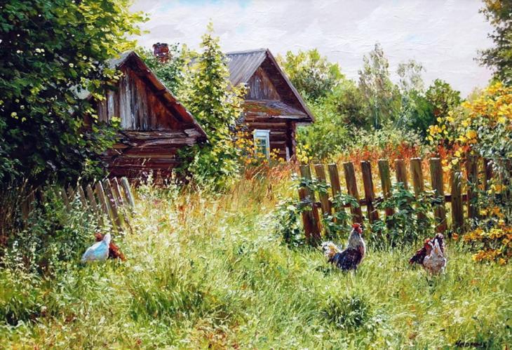 художник Татьяна Черных картины – 03