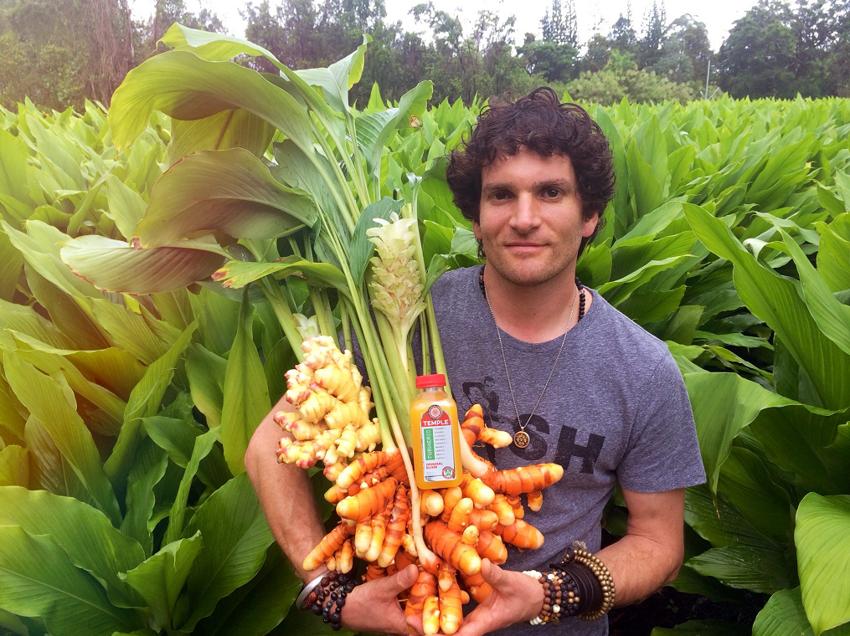 10 фотографий, демонстрирующих, как растут некоторые известные продукты интересное,растения