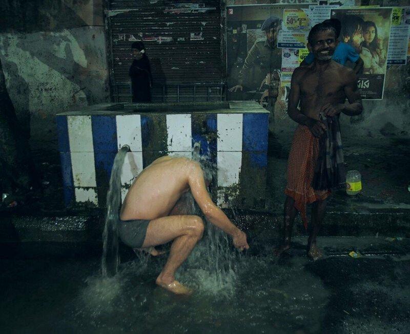 Как ходят в туалет и моются в Индии