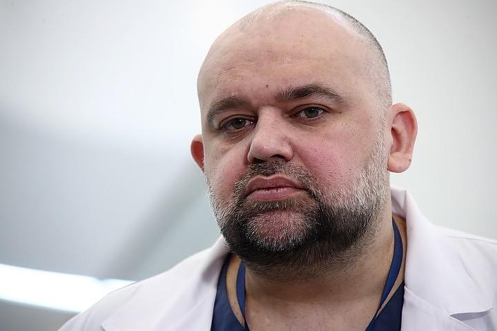 Денис Проценко рассказал, как точно отличить коронавирусный кашель