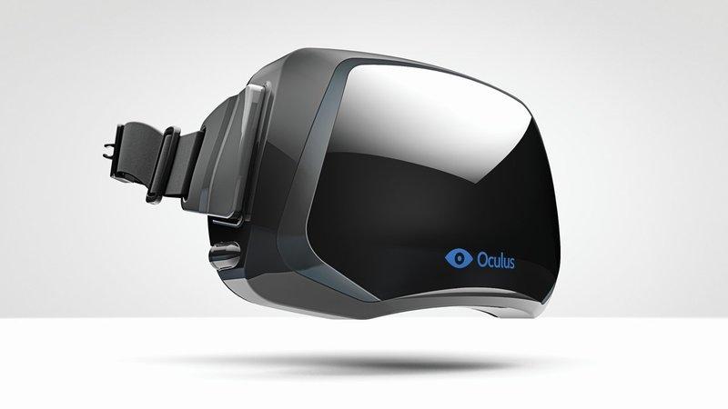 Oculus разрабатывает бюджетный VR-шлем для игр