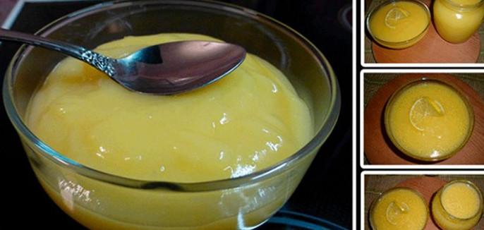 Вкуснейший лимонный крем в мире...