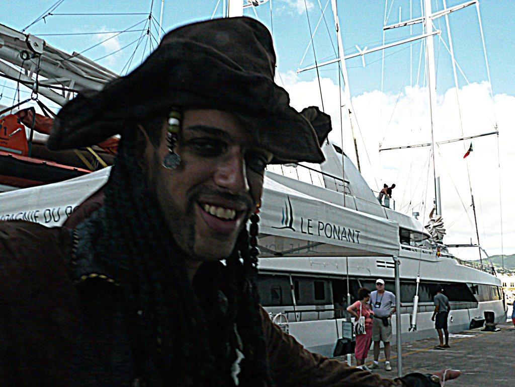 Дружелюбные пираты