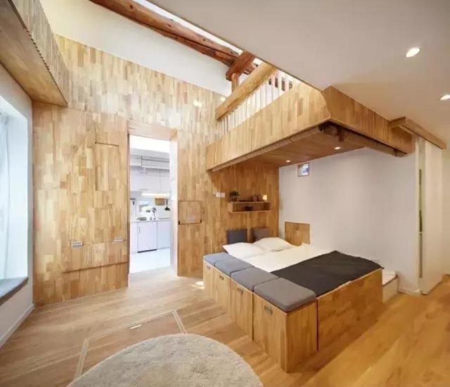 Дизайнер потратил 65 дней на реконструкцию ветхого 100-летнего дома домашний очаг,ремонт,своими руками