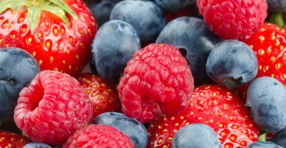The 6 Best High Antioxidant Fruits