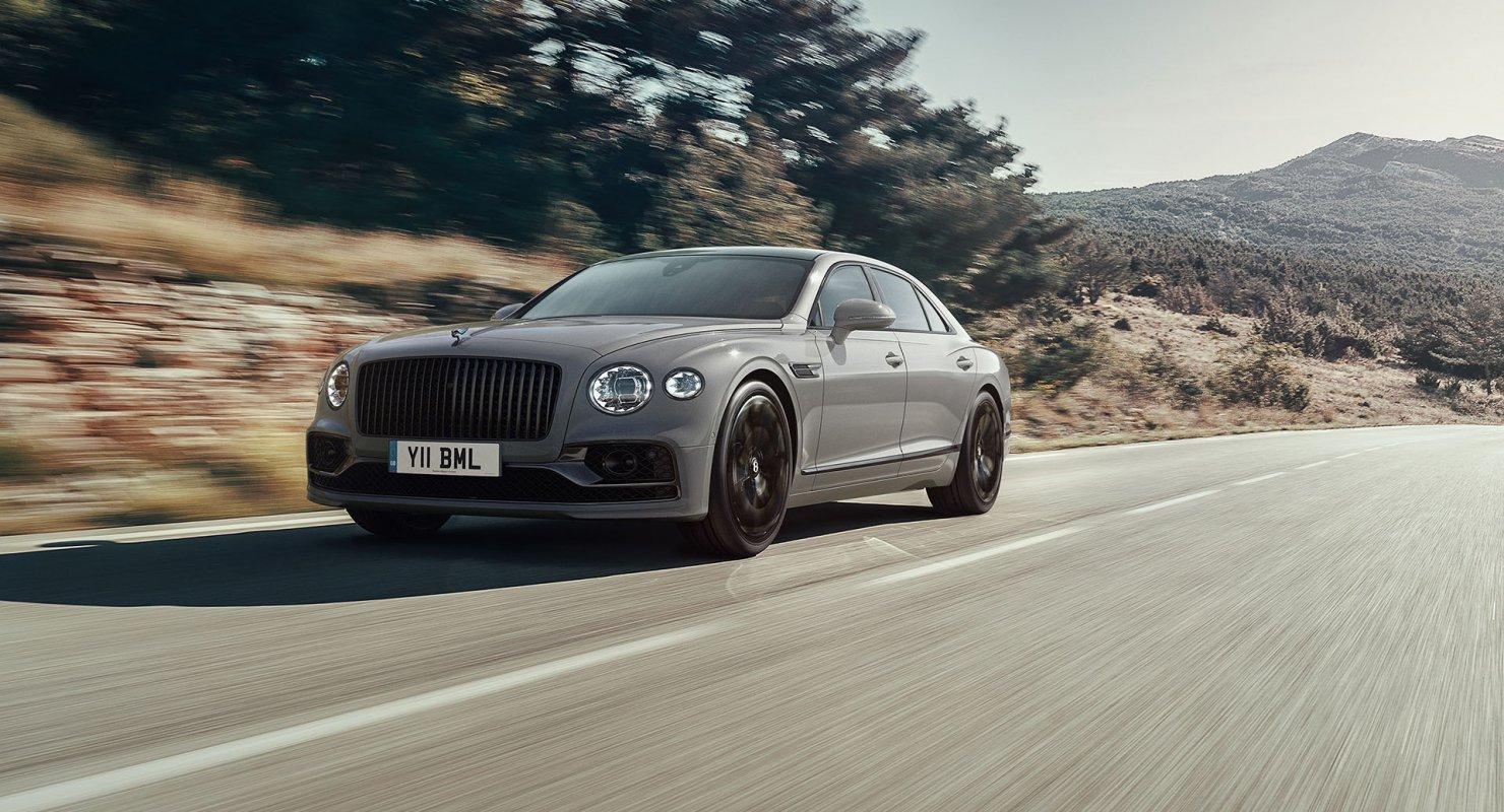 Bentley Flying Spur 2022 года получил более тихий салон и новые функции Автомобили