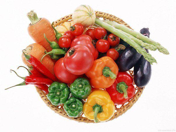 Как правильно сочетать в еде фрукты и овощи?