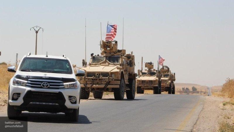 """Баранец указал на """"захватническую душу"""" США, ворующих нефть Сирии вместе с курдскими оккупантами"""
