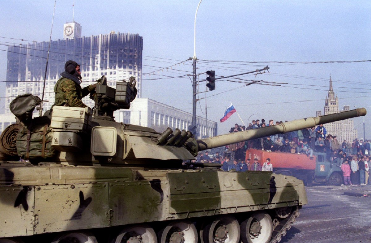 СССР после развала