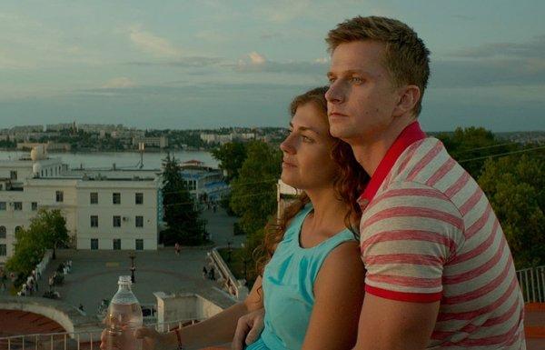 Показ фильма «Крым» на Перво…