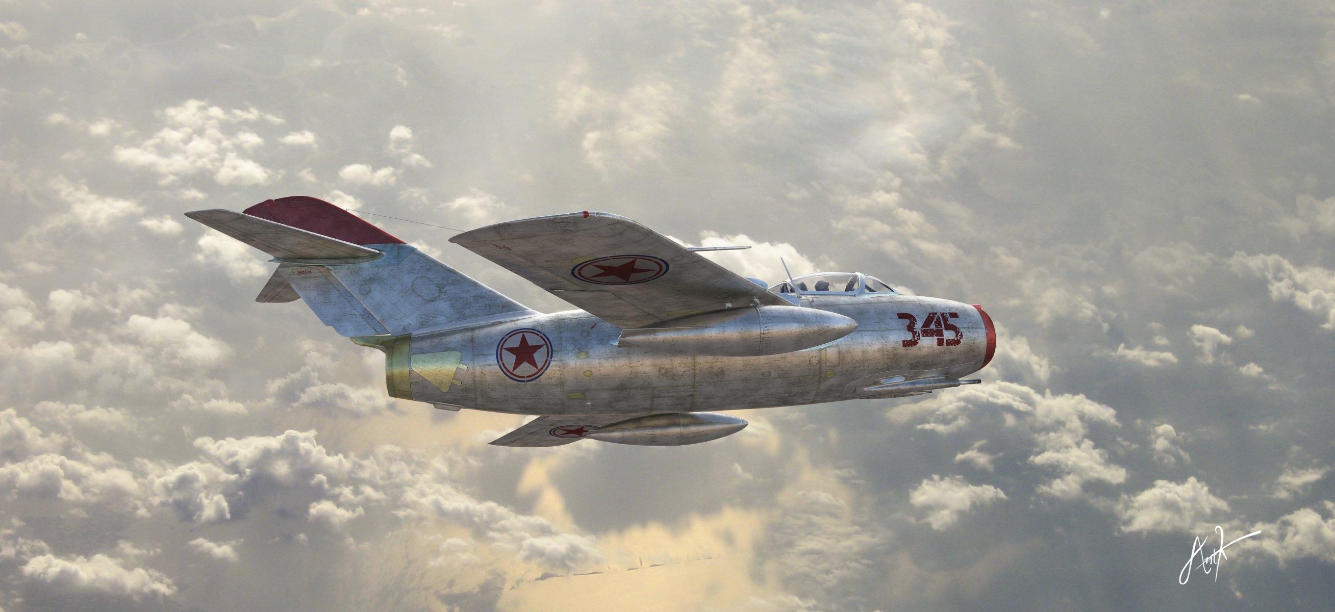 Операция «Бабло» :  как американцы получили первый образец секретного самолета СССР МИГ-15.
