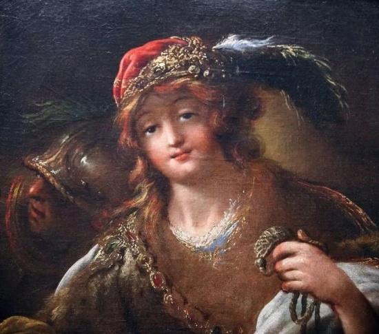 художник Клод Виньон (Claude Vignon) картины – 14