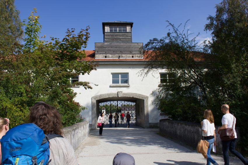 Дахау (концентрационный лагерь)