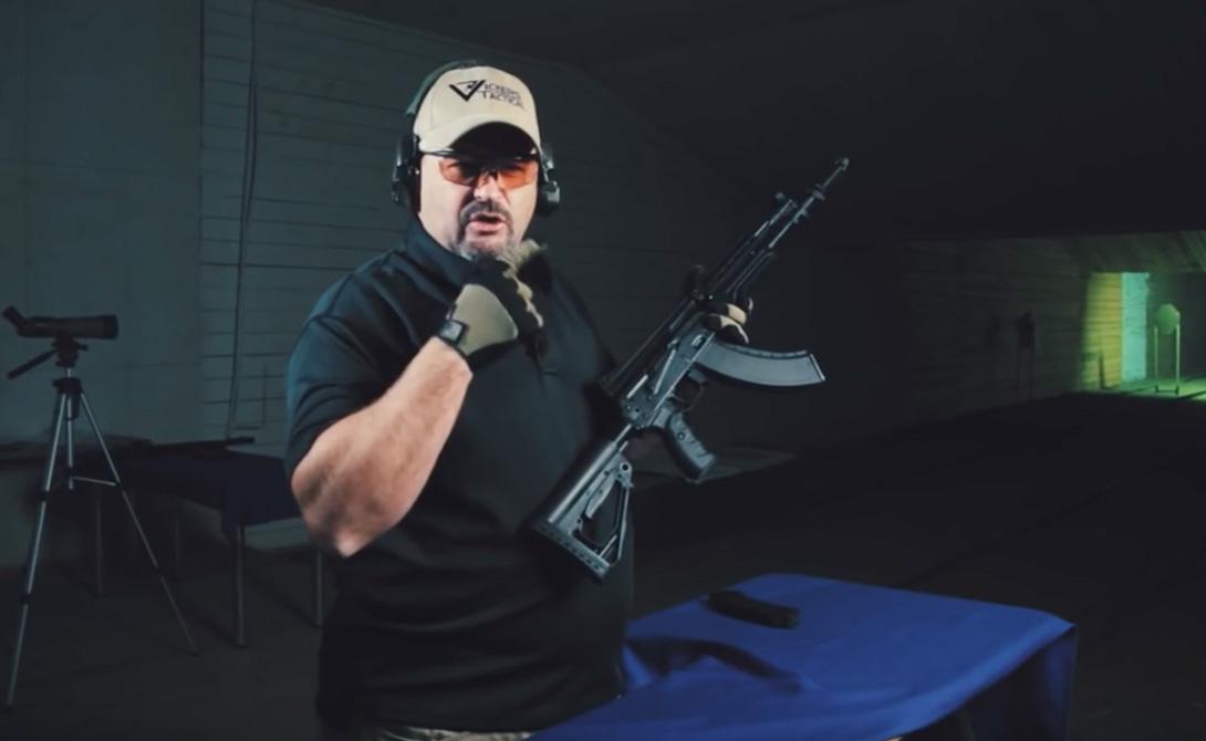 Новое оружие российского спецназа