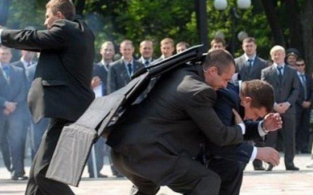 Покушение на Порошенко: появились первые подробности