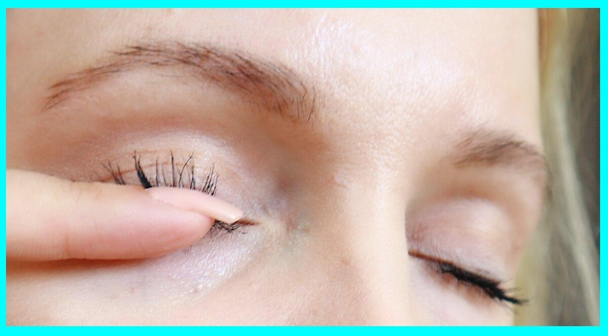 Странно, что не все знают: простой способ накрасить ресницы, чтобы глаза выглядели больше