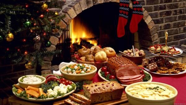 Традиции. Что едят в Новый Год?