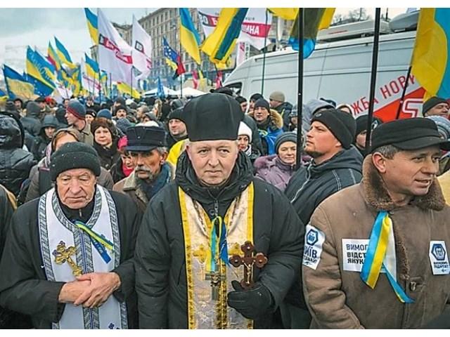 Зеленский балансирует между Константинопольским патриархатом и Ватиканом украина