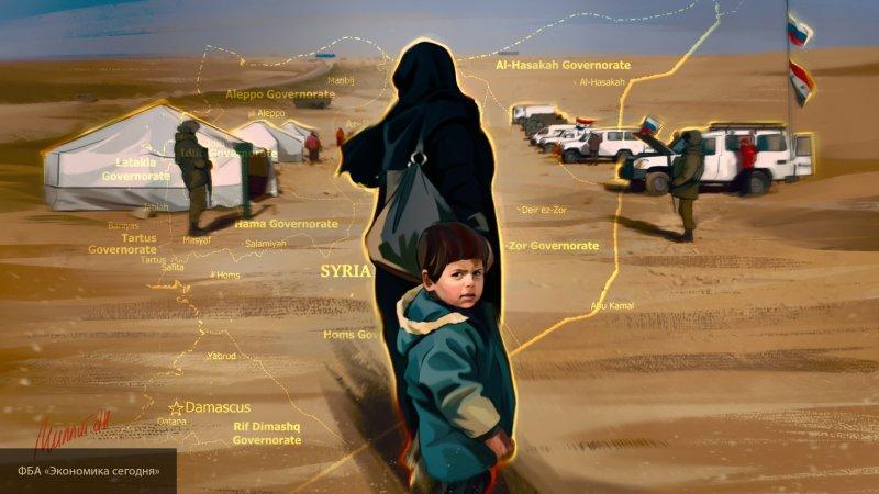 Около 10 беременных женщин погибли на юге Сирии из-за отсутствия необходимых условий