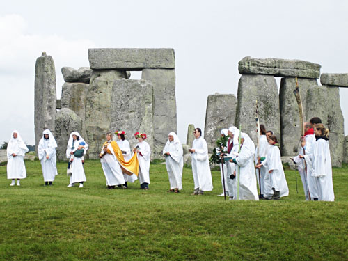 Древние цивилизации. Стоухендж