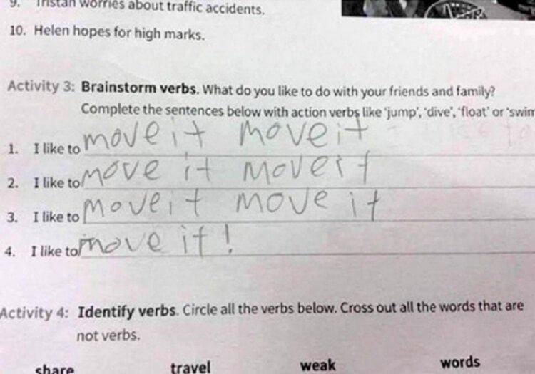 12 примеров того, насколько смешной бывает детская искренность картинки