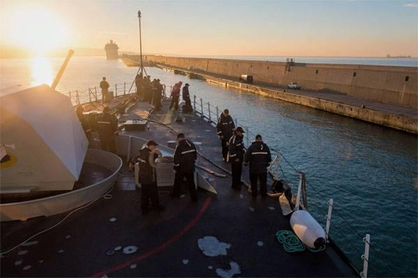 Корабли двух стран НАТО прибудут в Одессу сразу после выборов на Украине новости,события, политика