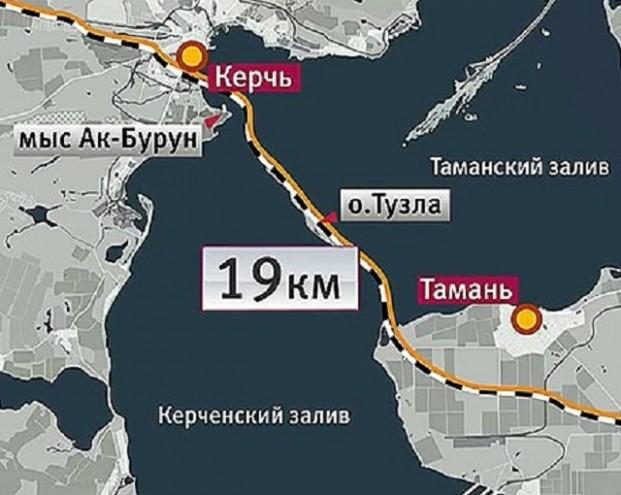 «Неожиданное решение»: Крым об иске Украины к России из-за моста