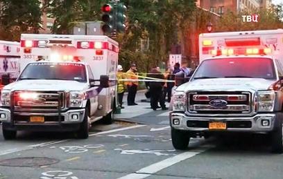 Жертвами пожара в Нью-Йорке стали 12 человек