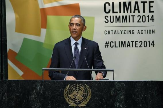 Obama says global climate deal must include emerging economies