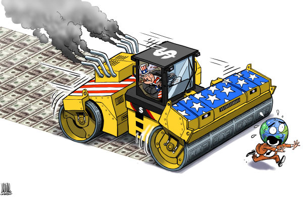 Кое-что о гегемонии доллара