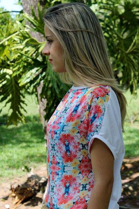 Простые выкройки летних женских  блузок