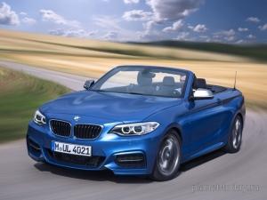 BMW готовит презентацию нового кабриолета M 235i