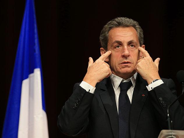 Николя Саркози назвал обвинения в свой адрес ложью