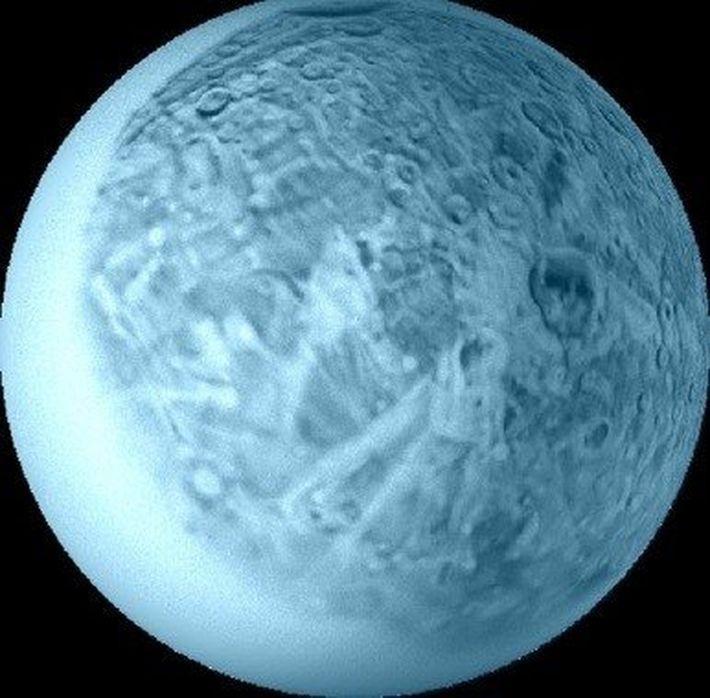 Самые большие спутники Солнечной системы