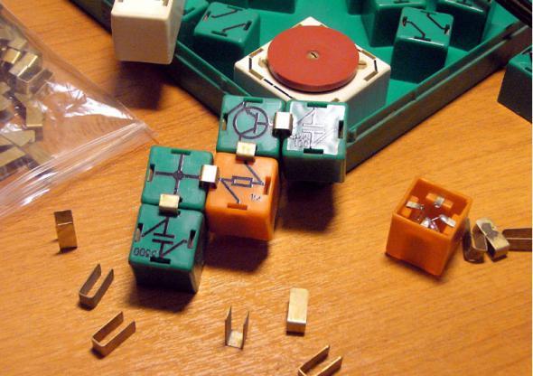 Электронные игрушки в СССР