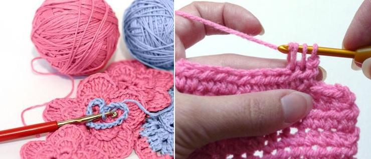 женский сайт советы и рекомендации пошаговое вязание крючком для