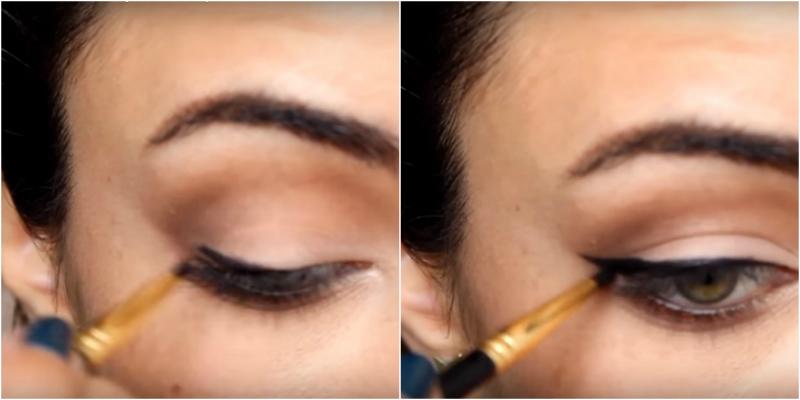 Хороший макияж с эффектом омоложения