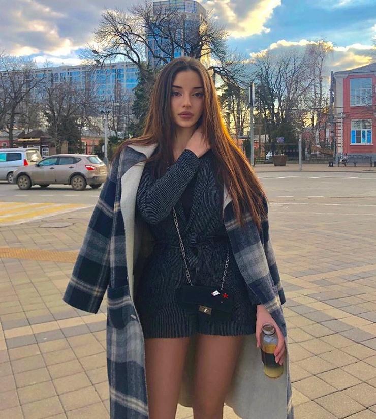 Красивые девушки Владикавказа