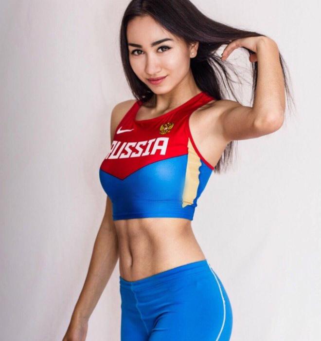 Упругая фигура принесла славу российской звезде легкой атлетики Культура