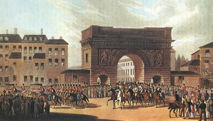 Как русские Париж брали: Чем отличилась армия Александра I во французской столице