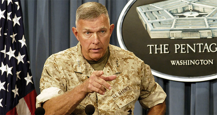 Top Marine General on Obama's ISIS Plan – Not a Snowball's Chance in Hell of Success