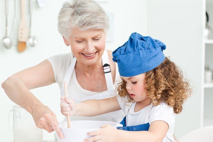 Бабушка  — самый важный человек в жизни ребенка. И вот почему…