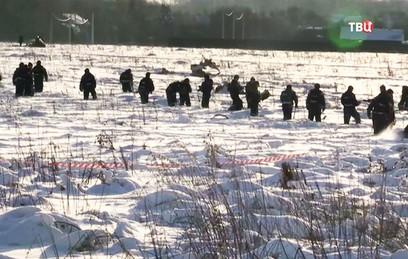 На месте крушения Ан-148 нашли более 1400 фрагментов тел