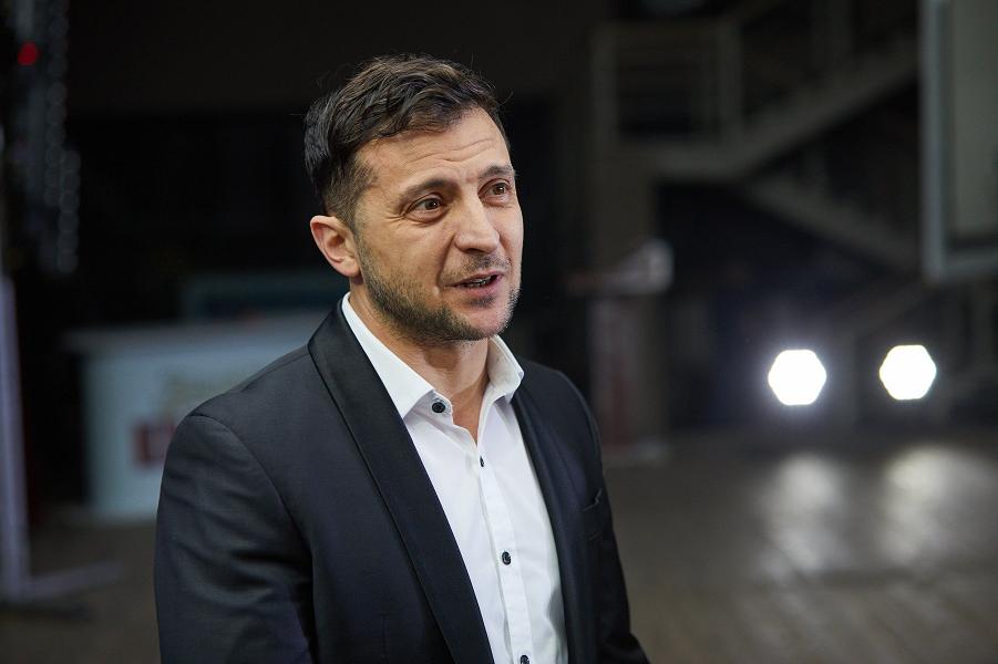 Станет ли Зеленский президентом Украины?