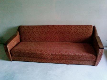 Классный мастер-класс по реставрации старого дивана